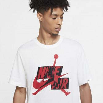 Kratka majica Air Jordan Jumpman Classics HBR Crew ''White''