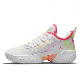Dječja obuća Air Jordan Westbrook One Take II ''White/Hyper Pink'' (GS)