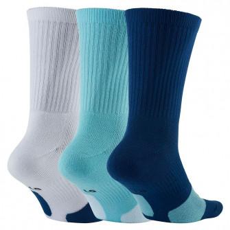 Čarape Nike Everyday Crew Basketball 3-Pack ''White/Blue''