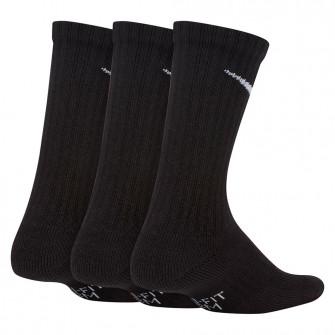 Čarape Nike Everyday Cushioned Crew 3-Pack ''Black''