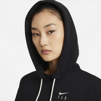 Ženski hoodie Nike Dri-FIT Swoosh Fly Standard Issue ''Black''