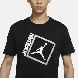Kratka majica Air Jordan Jumpman Box ''Black''