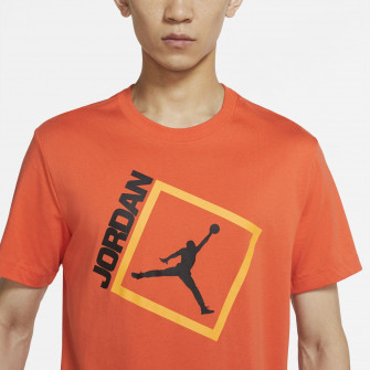 Kratka majica Air Jordan Jumpman Box ''Orange''