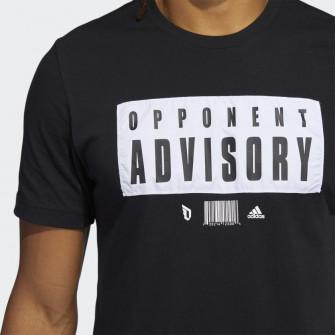 Kratka majica adidas Dame EXTPLY Opponent Advisory ''Black''
