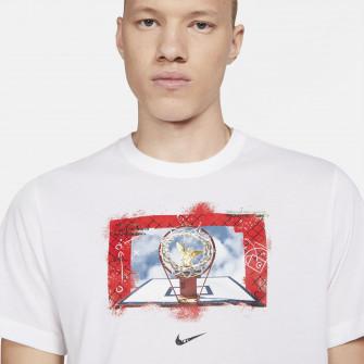 Kratka majica Nike Dri-FIT Photo Basketball ''White''