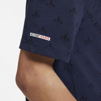 Kratka majica Air Jordan Paris Saint-Germain Statement ''Midnight Navy''