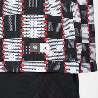 Dres Air Jordan Quai 54 Off Court ''Black/White''