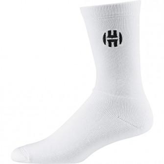 Čarape adidas Harden ''White''