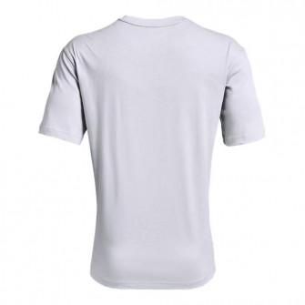 Kratka majica UA Embiid Logo ''Light Gray''