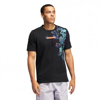 Kratka majica adidas Harden Vol. 5 ''Black''
