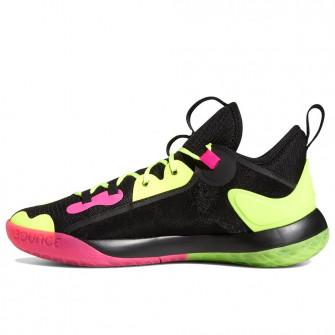 adidas Harden Stepback 2.0 ''Core Black/Shock Pink''