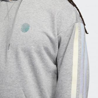 Hoodie adidas Donovan Mitchell Logo ''Grey''