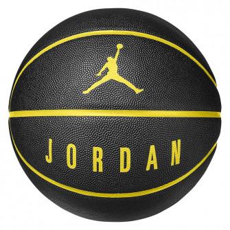 Košarkaška lopta Air Jordan Ultimate 8P (7) ''Black/Yellow''