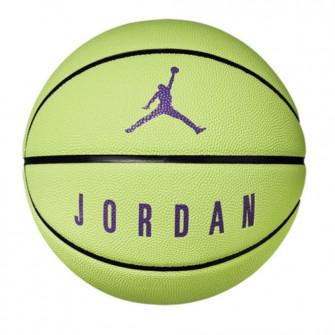 Košarkaška lopta Air Jordan Ultimate 8P Indoor/Outdoor (7) ''Liquid Lime''
