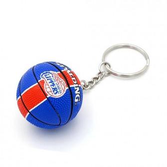 Privjesak lopta NBA Los Angeles Clippers ''Blue/Red''