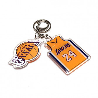 Privjesak NBA Los Angeles Lakers Kobe Bryant ''Yellow''