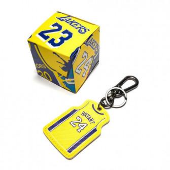 Privjesak NBA Los Angeles Lakers Kobe Bryant 24 ''Yellow''