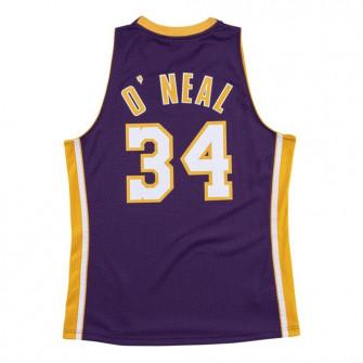 Dres M&N Los Angeles Lakers Shaquille O'Neal Swingman