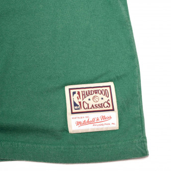 Kratka majica M&N NBA Boston Celtics Worn Logo ''Green''