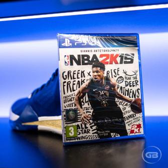 PS4 NBA 2K19 igra
