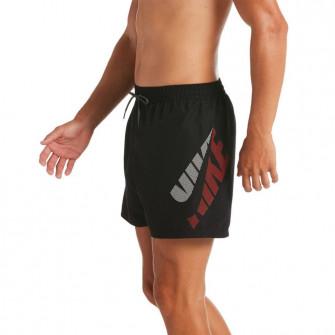 Kupaće hlače Nike Logo 5'' Volley ''Black''