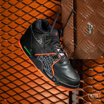 Nike Air Flight 89 All-Star ''Black/Orange Blaze''