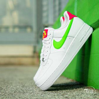 Ženska obuća Nike Air Force 1 '07 ''White/Laser Crimson''