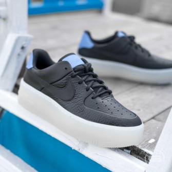 Ženska obuća Nike Air Force 1 Sage Low LX ''Black''