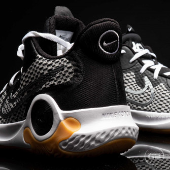 Nike KD Trey 5 IX ''Black/White/Gum Light''