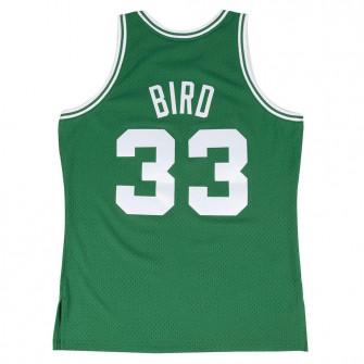 Dres M&N NBA Boston Celtics 1985-86 Road Swingman ''Larry Bird''