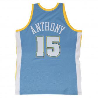 Dres M&N Swingman Denver Nuggets 2003-04 Carmelo Anthony ''Blue''