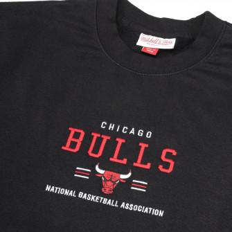 Hoodie M&N NBA Chicago Bulls Archived Crew ''Black''