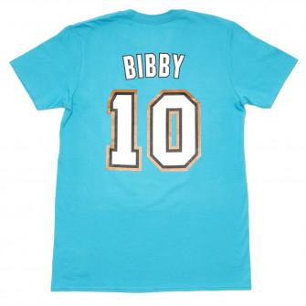 Kratka majica M&N NBA Vancouver Grizzlies Mike Bibby HWC Edition ''Blue''
