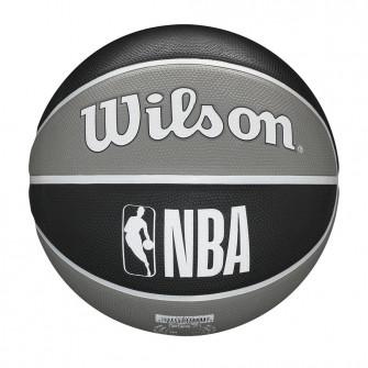 Košarkaška lopta Wilson NBA Brooklyn Nets Team Tribute All Surface (7)