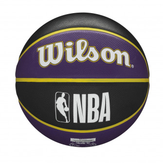 Košarkaška lopta Wilson NBA LA Lakers Team Tribute All Surface (7)