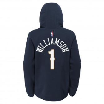 Dječji hoodie Nike NBA New Orleans Pelicans Zion Williamson ''Navy Blue''
