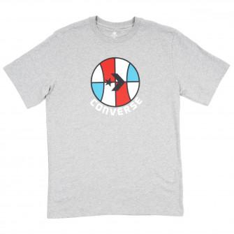 Kratka majica Converse Classic BBall ''Grey''