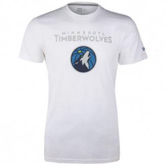 Kratka majica New Era Minnesota Timberwolves