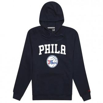 Hoodie New Era Philadelphia 76ers Team Logo