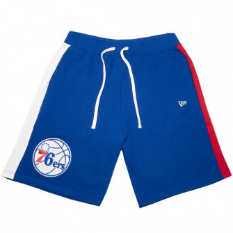 Kratke hlače New Era Philadelphia 76ers ''Black''