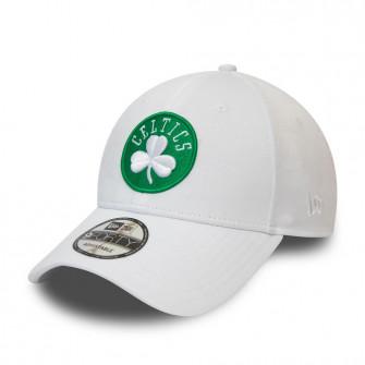 Kapa New Era Shadow Tech Boston Celtics 9Forty ''White''
