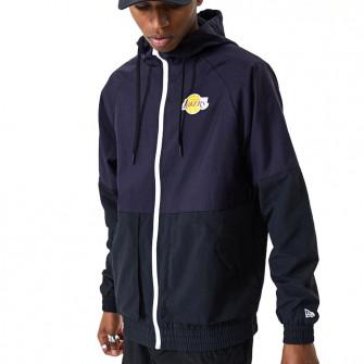 Vijetrovka New Era Los Angeles Lakers Checkered Ripstop ''Black''