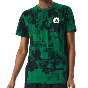 Kratka majica New Era NBA Boston Celtics All Over Error Print ''Green''