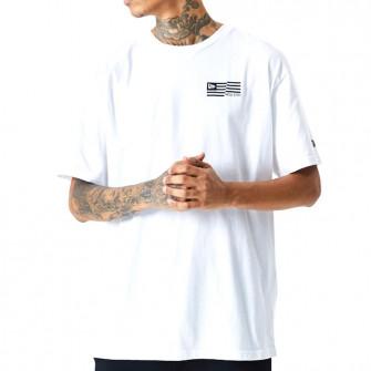 Kratka majica New Era Contrast Graphic ''White''
