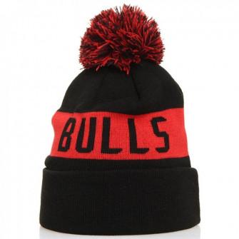 Zimska kapa Team Tonal Knit Chicago Bulls