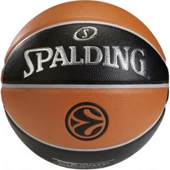 Košarkaška lopta Spalding Euroleague TF 500