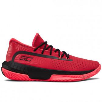 Dječja obuća Under Armour SC 3ZER0 III ''Red'' (GS)