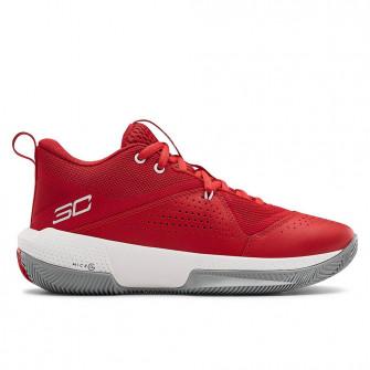 Dječja obuća Under Armour SC 3ZER0 IV ''Red'' (GS)
