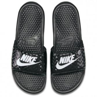 Ženske natikače Nike Benassi Just Do It. ''Black''