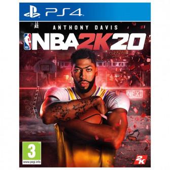 PS4 NBA 2K20 igra